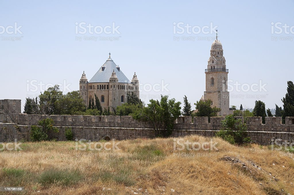 Jerusalem royalty-free stock photo
