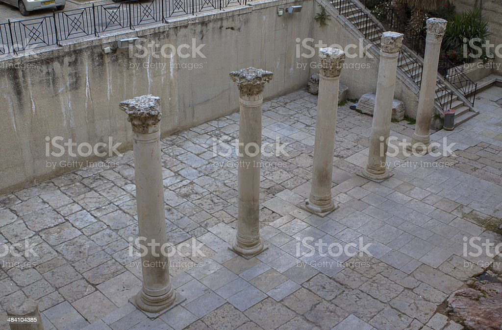 Jerusalem stock photo