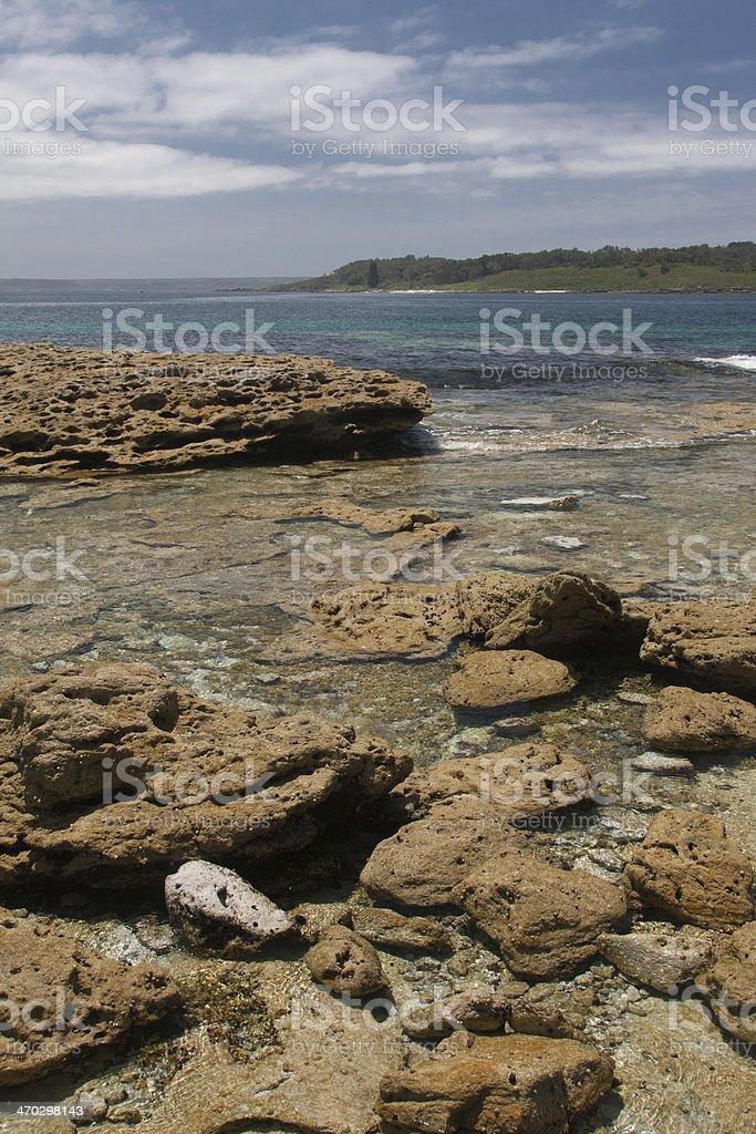 Jervis Bay National Park royalty-free stock photo