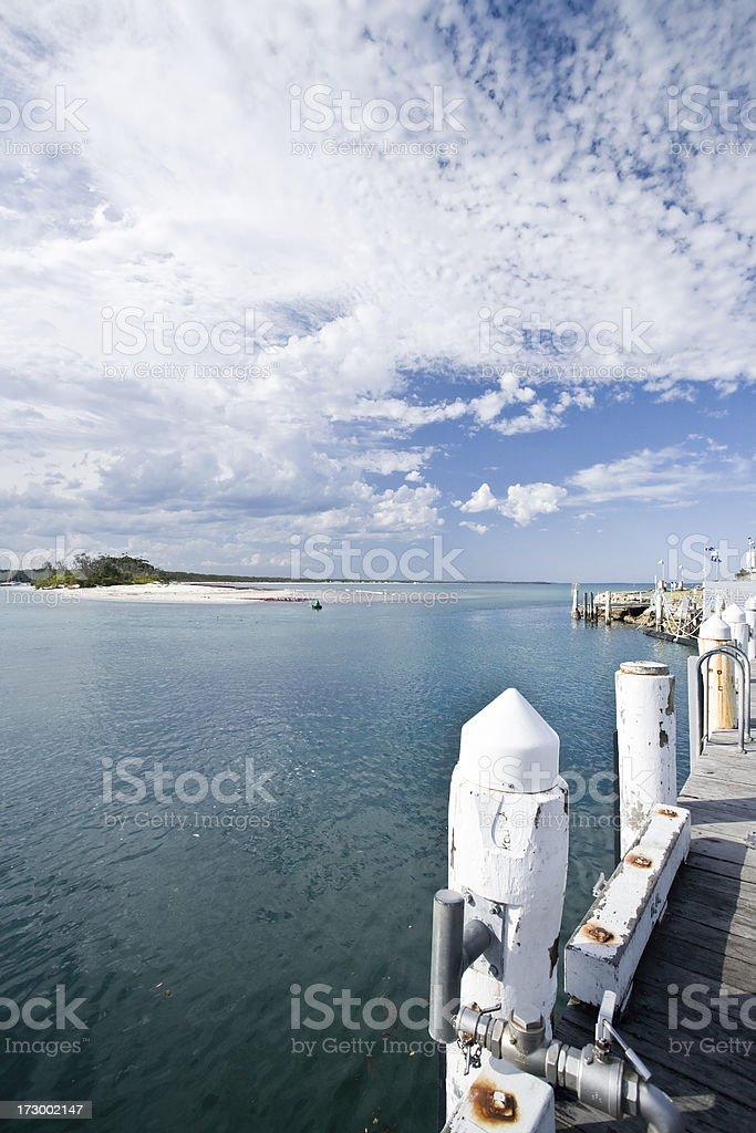 Jervis Bay, NSW Australia stock photo