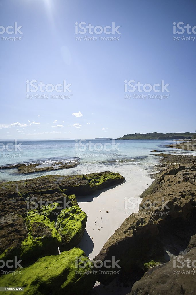 Jervis Bay, NSW Australia royalty-free stock photo