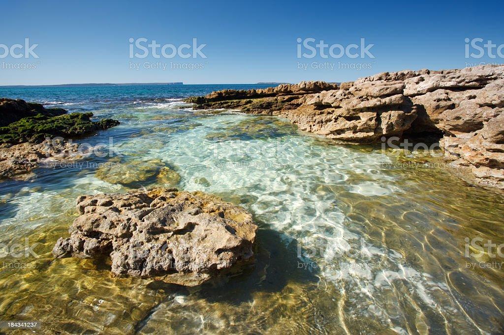 Jervis Bay stock photo