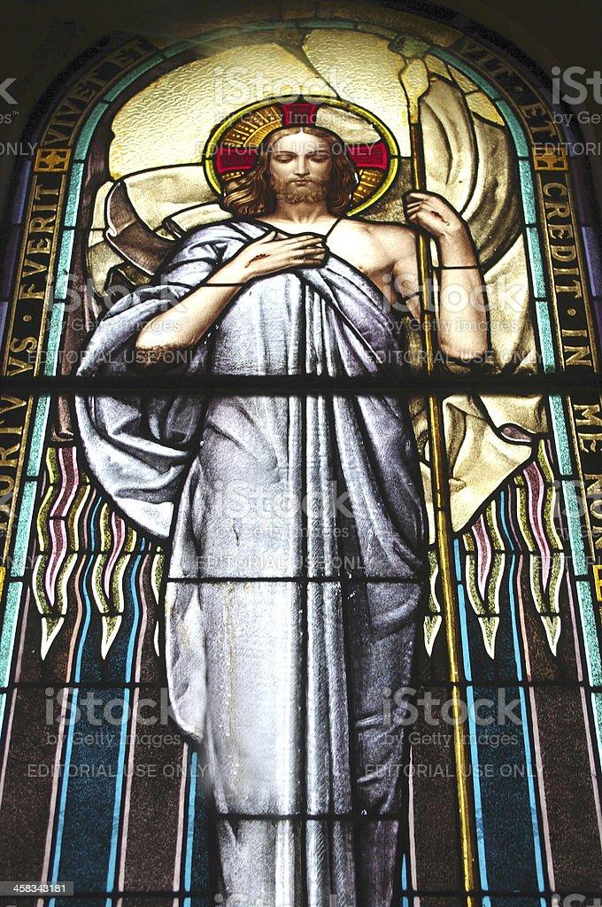 Jesus Christ royalty-free stock photo