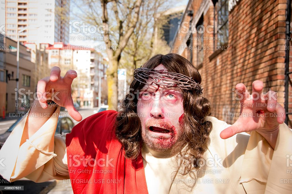 Jesus Christ stock photo