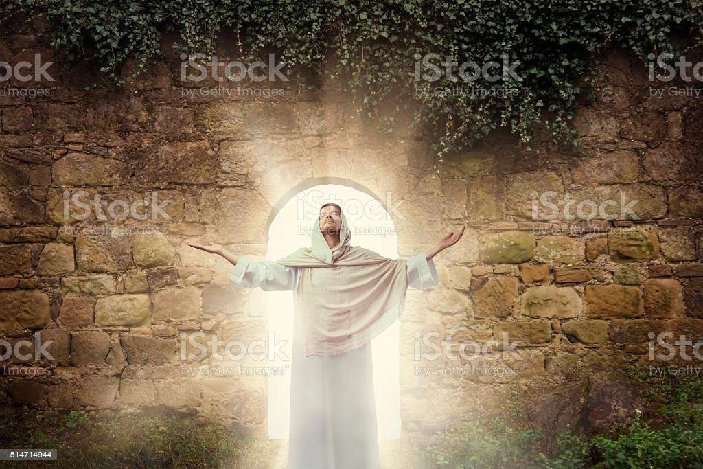 Jesus Christ stock photo