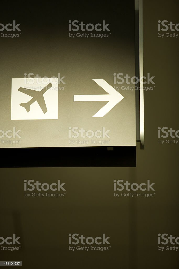 Jets This Way royalty-free stock photo