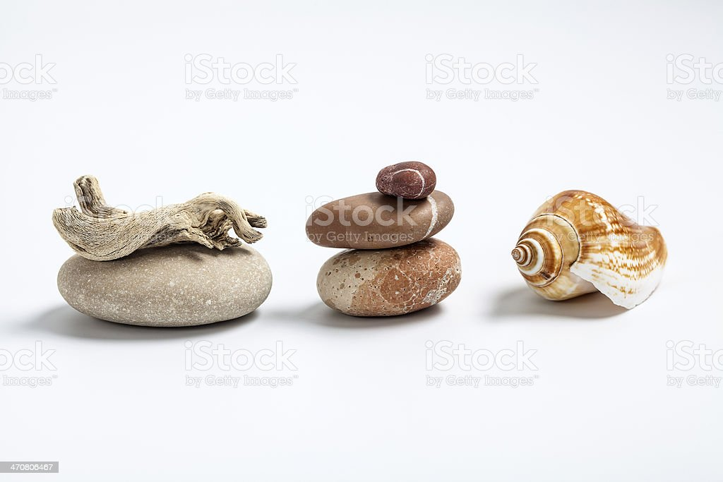 jetsam collection royalty-free stock photo