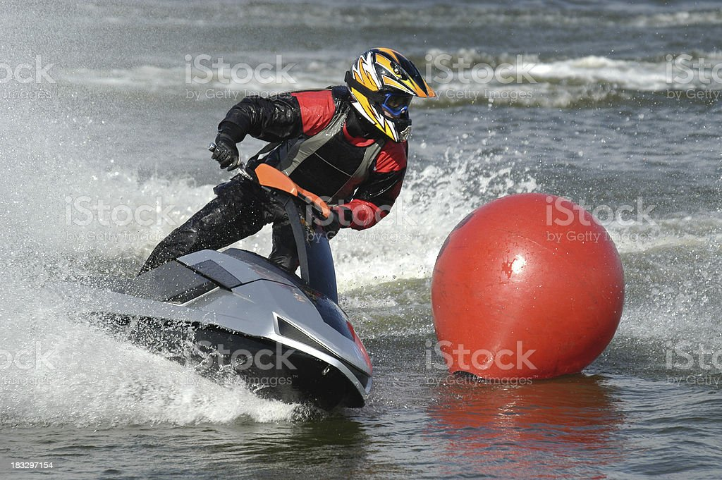 Jetski6 royalty-free stock photo