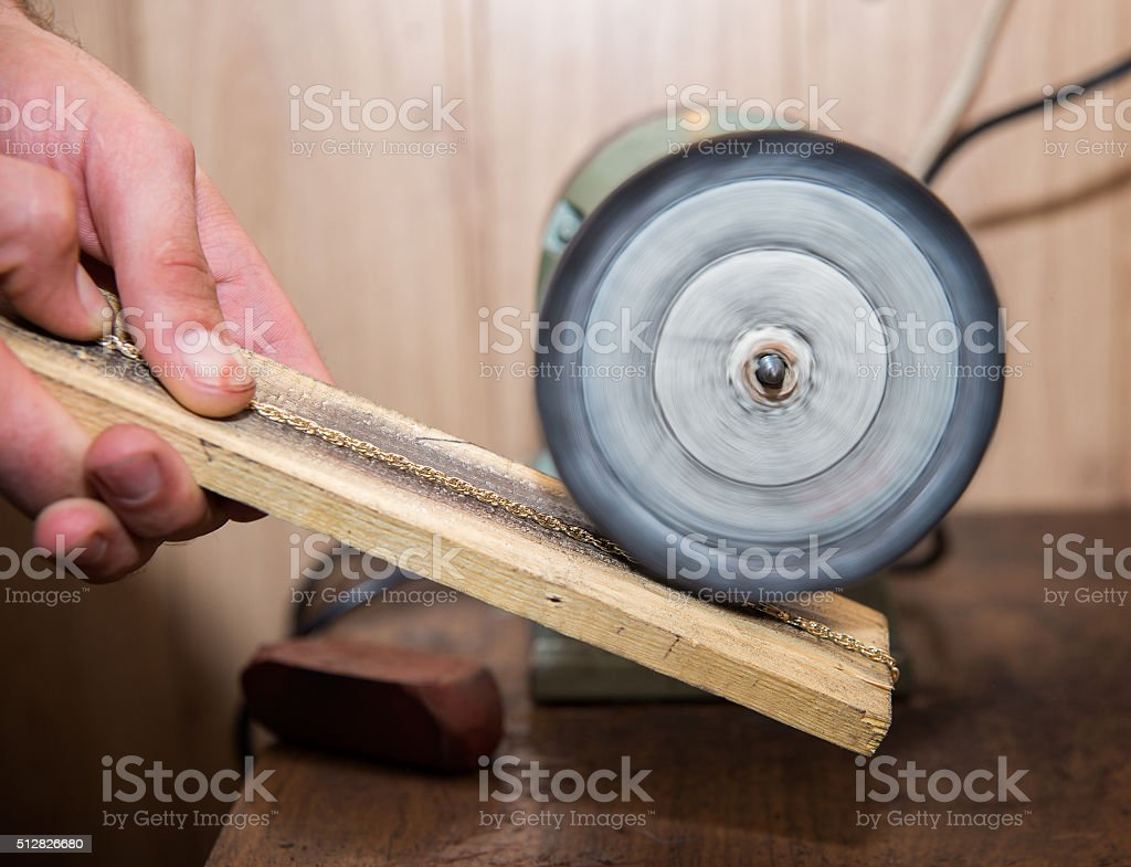 jeweler stock photo