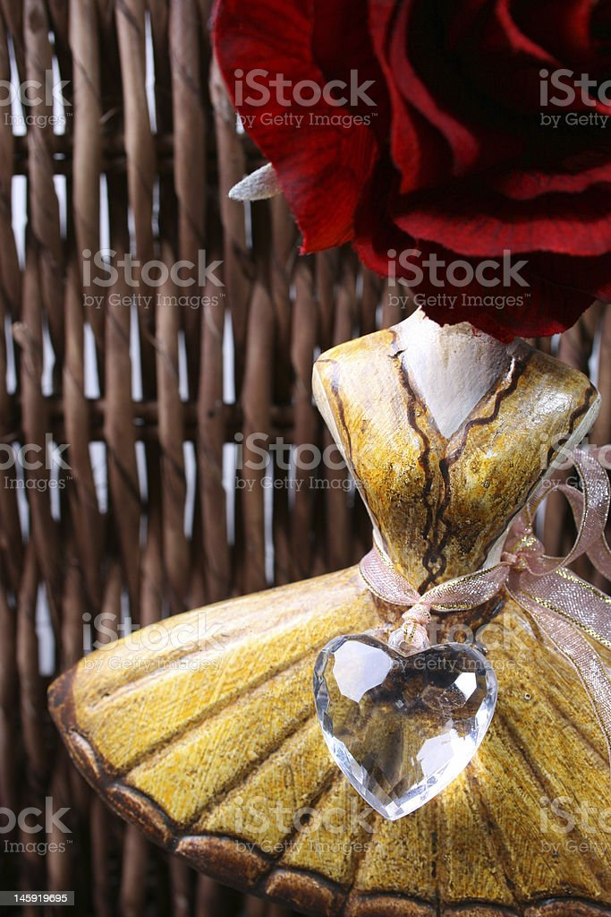 Jewellery Stand royalty-free stock photo