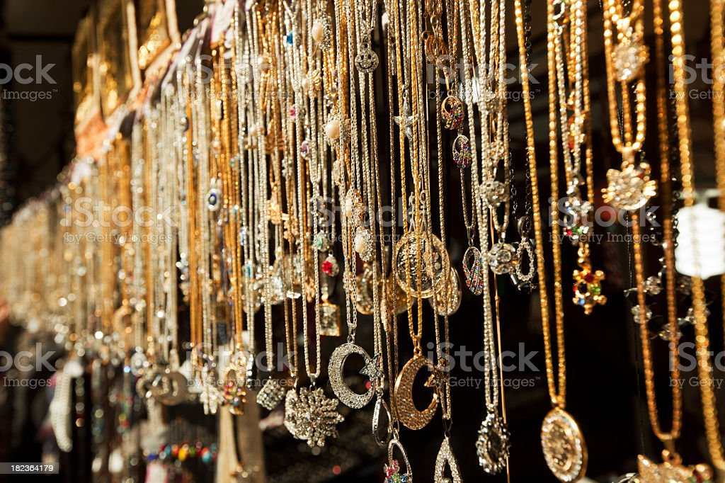 Jewellery Store royalty-free stock photo