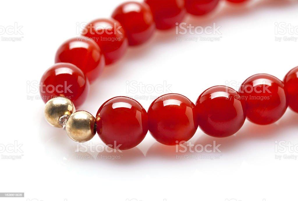 Jewelry bracelet stock photo