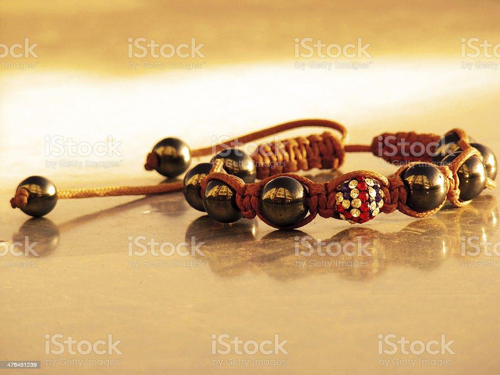 Jewelry Bracelet royalty-free stock photo