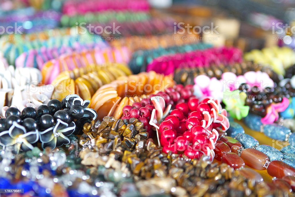 Jewelry Compilation royalty-free stock photo
