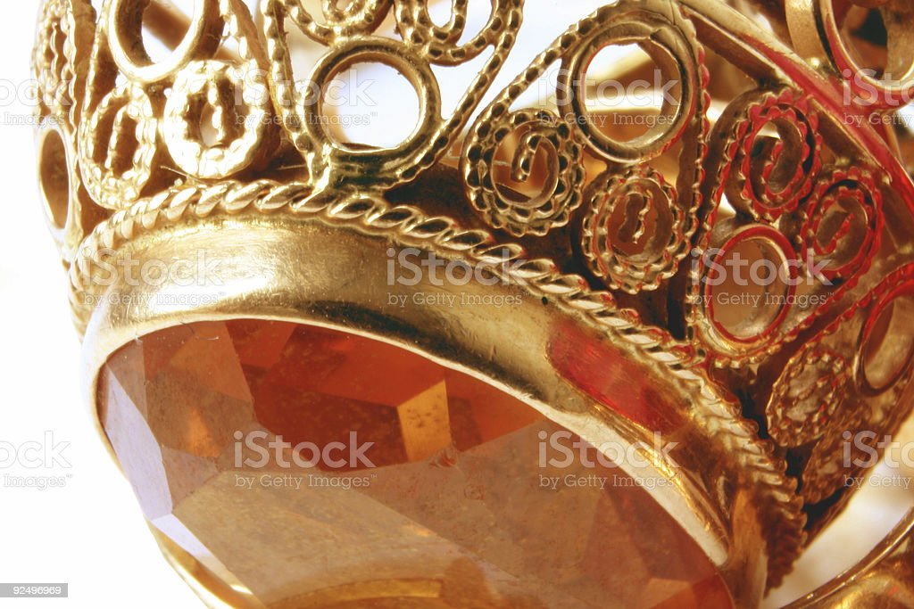 jewelry details royalty-free stock photo