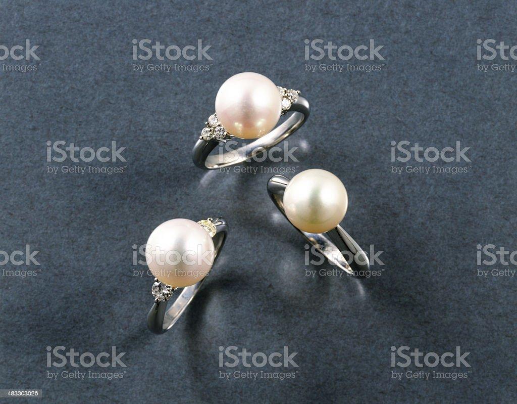 Jewelry image stock photo
