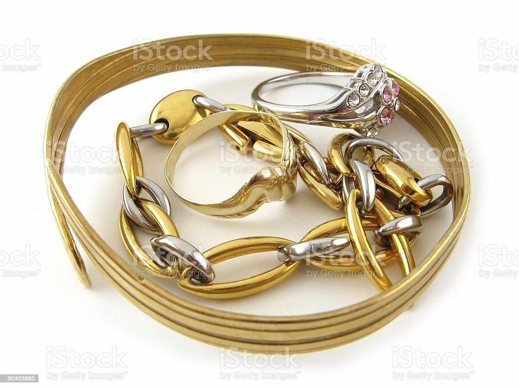 Jewelry royalty-free stock photo