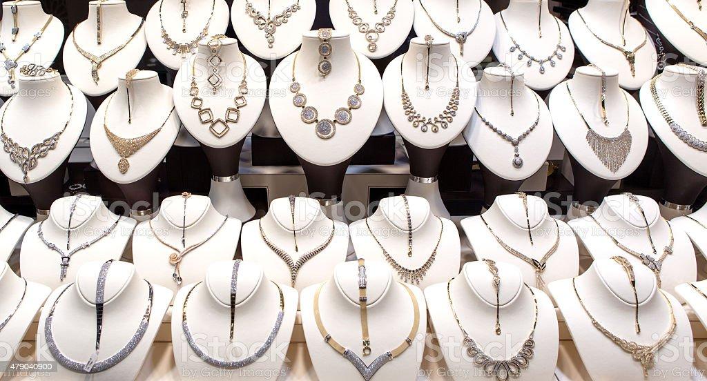 Jewelry Stand stock photo