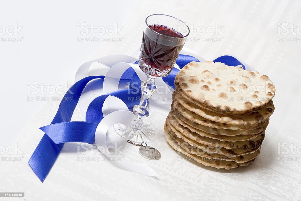 Jewish celebration royalty-free stock photo