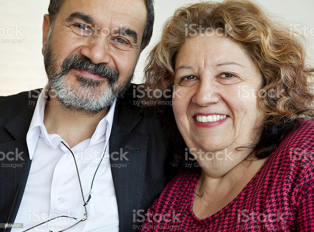 jewish mature people stock photo