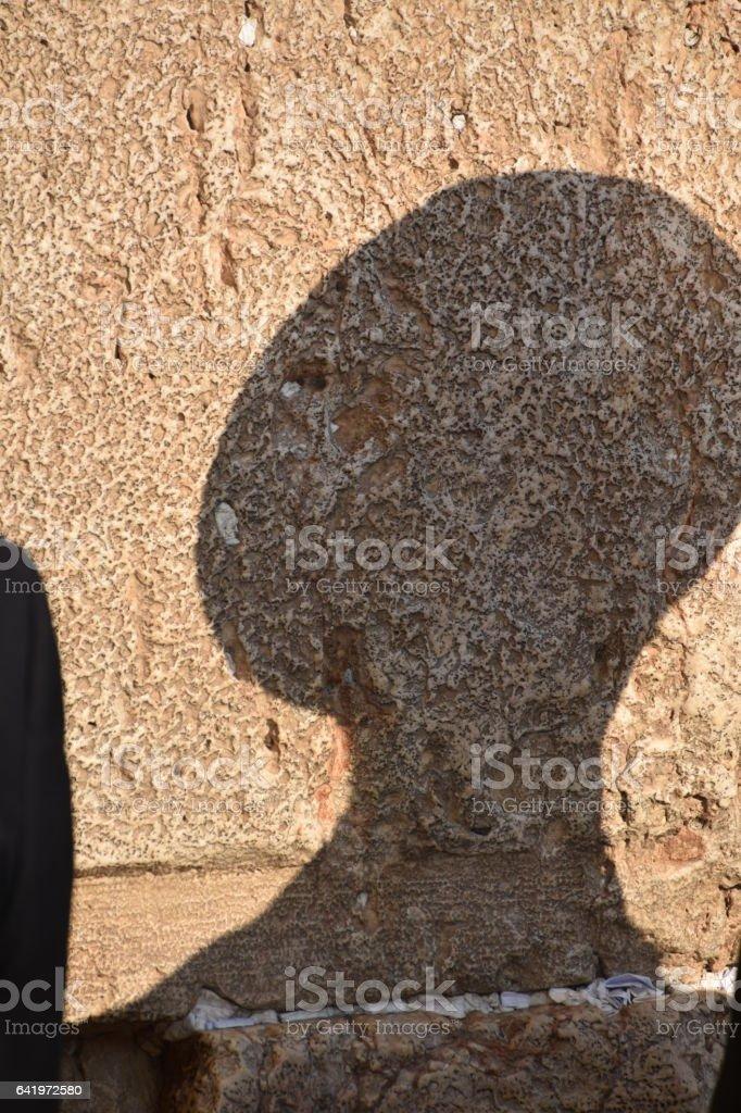 Jewish Prayer stock photo