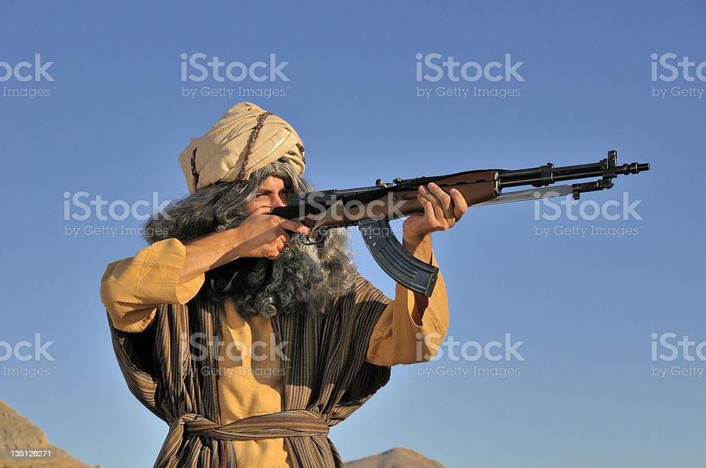 Jihad royalty-free stock photo
