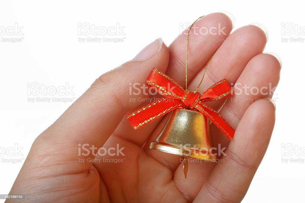 Jingle Bell royalty-free stock photo