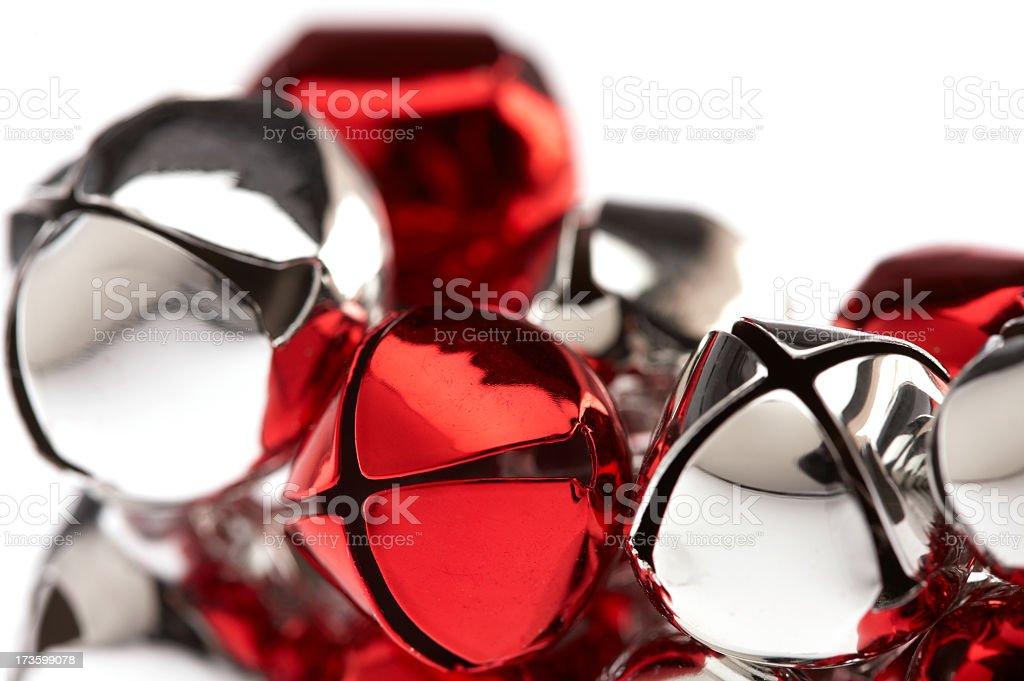 Jingle bell series #1 stock photo