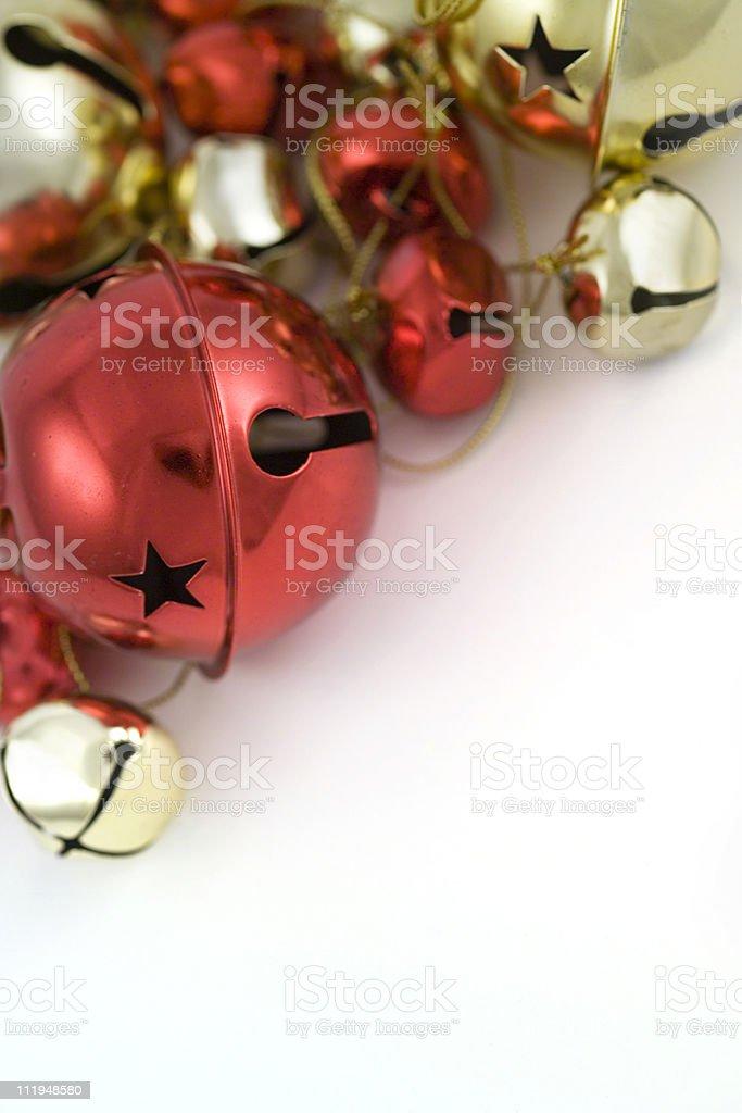 Jingle bells royalty-free stock photo