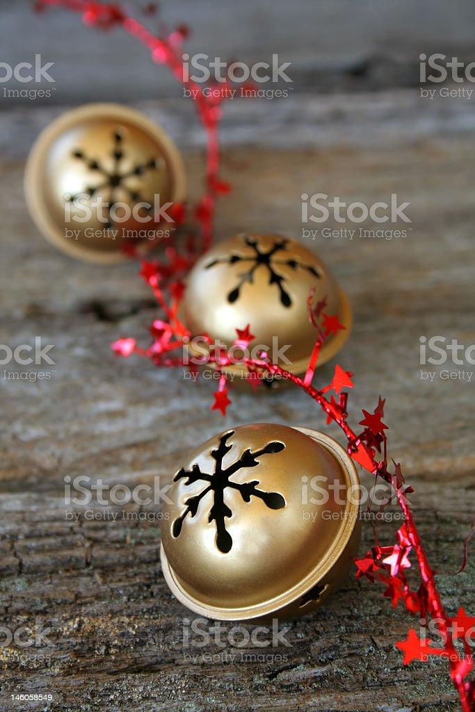 Jingle Bells stock photo