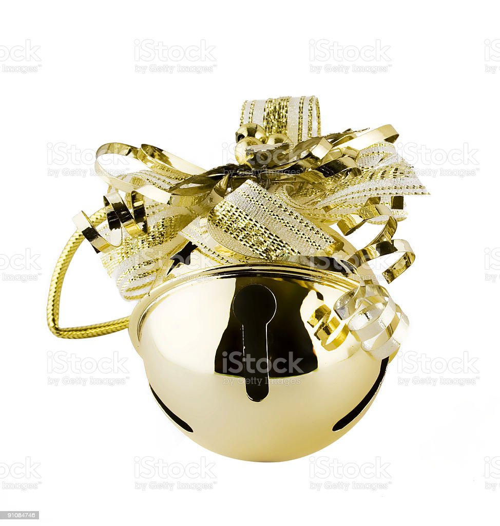 Jingle bells royalty-free stock photo