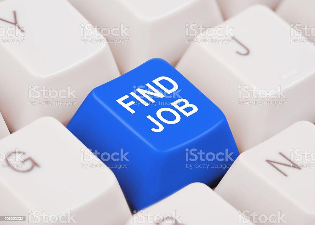 job key stock photo