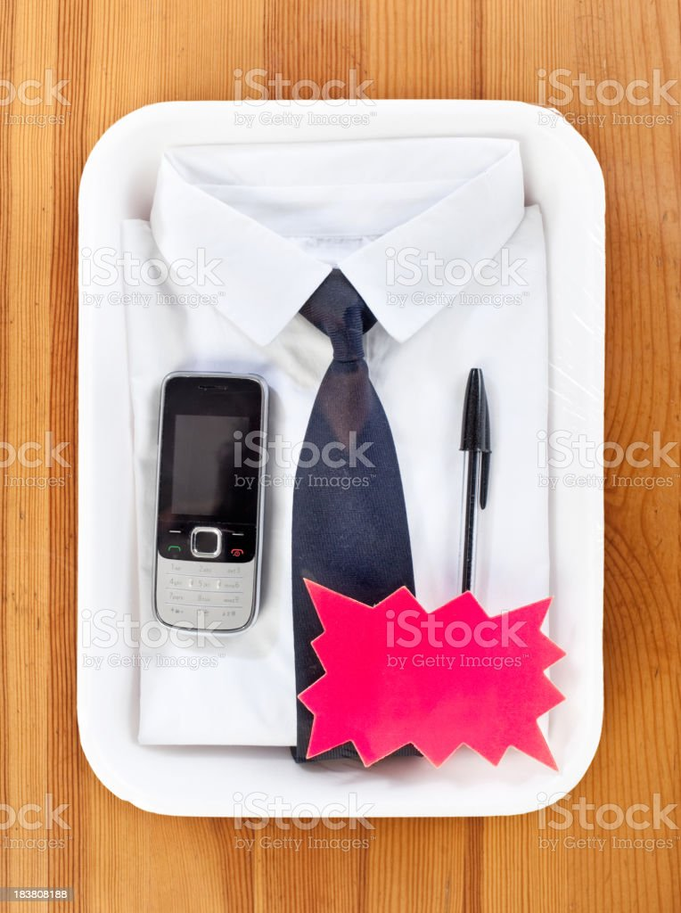 Job offer royalty-free stock photo