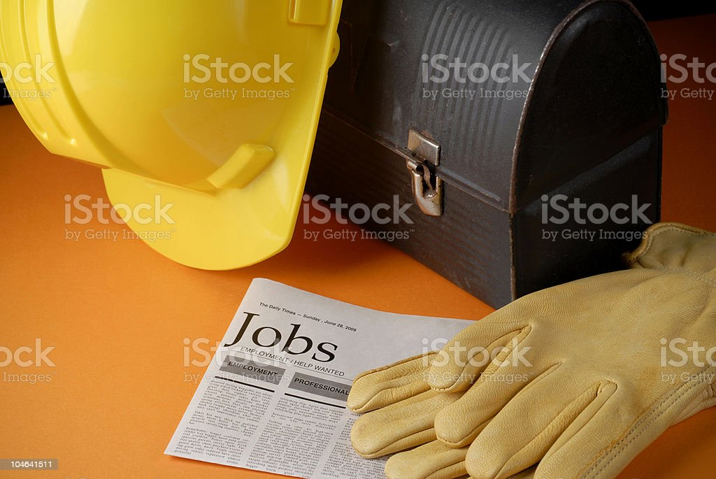 job search royalty-free stock photo
