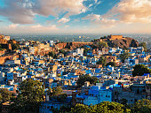 Jodhpur Blue City, India