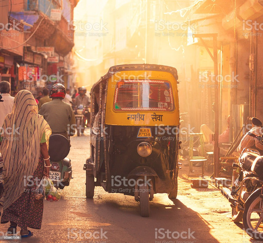 Jodhpur India stock photo