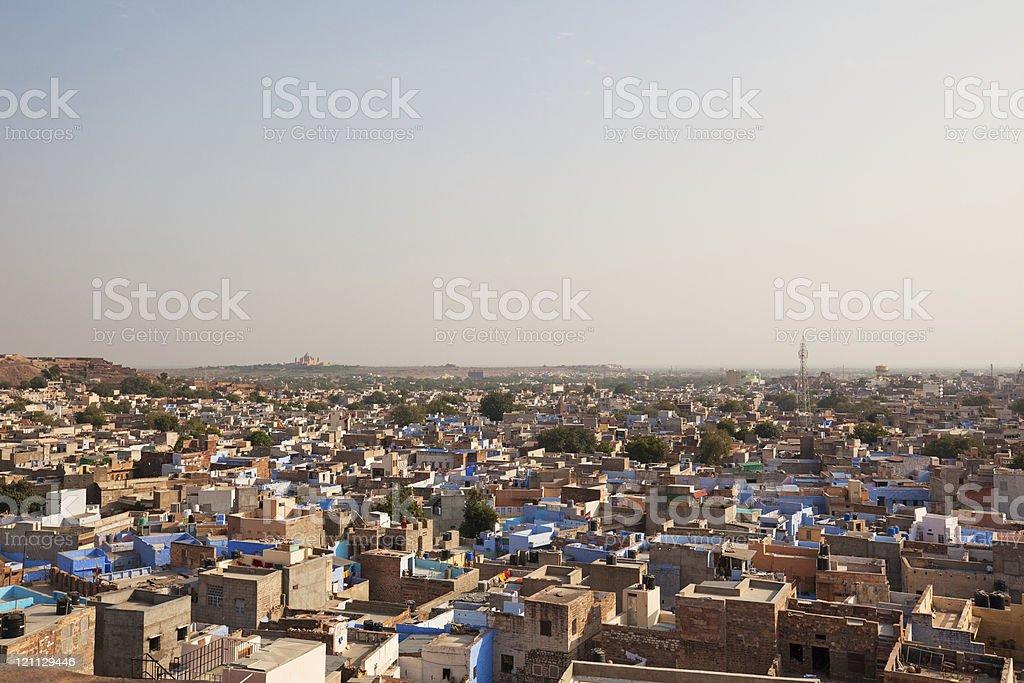 Jodpur City XXXL royalty-free stock photo