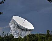 Jodrell Bank Radio telescope