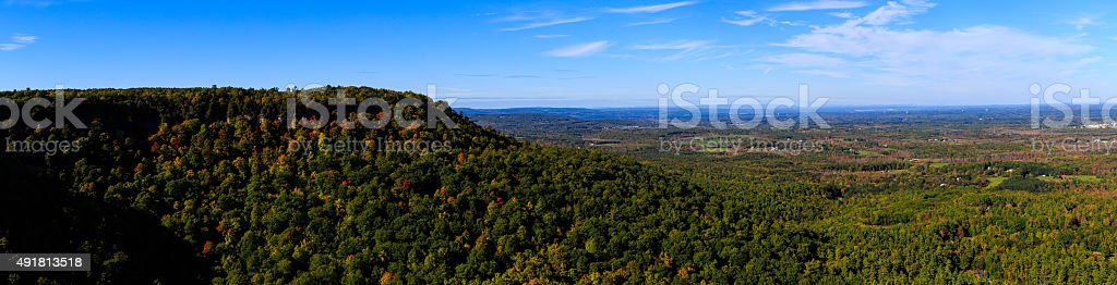 John Boyd Thacher State Park, Vorheesville, NY stock photo