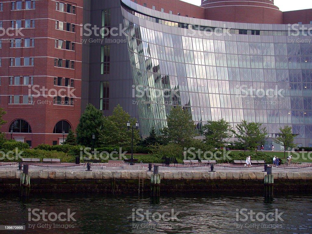 John Joseph Moakley United States Courthouse stock photo