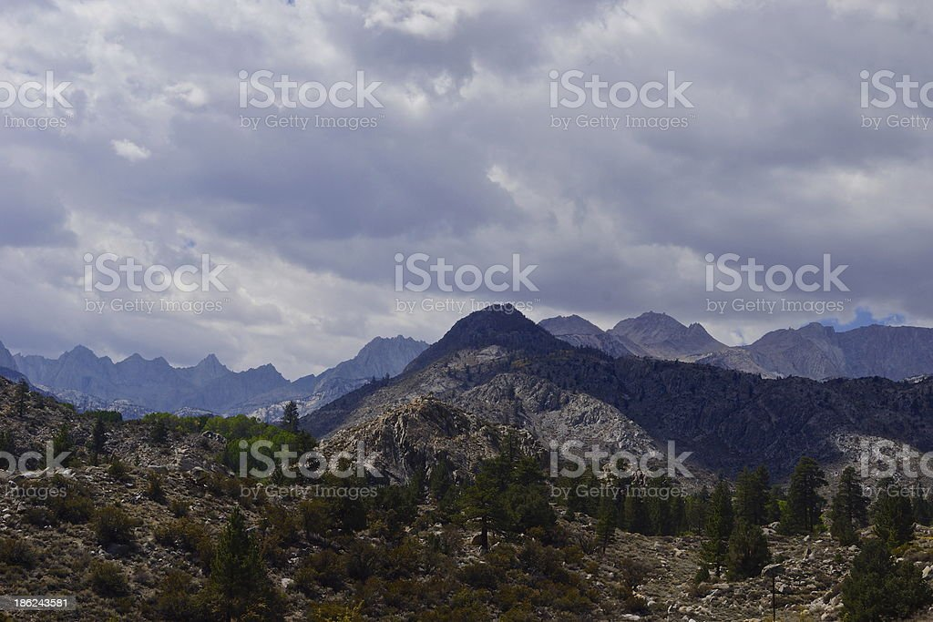 John Muir Wilderness stock photo