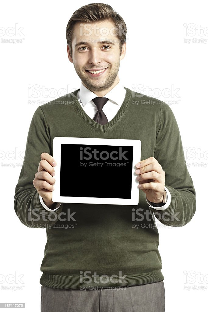 Join the digital age! royalty-free stock photo