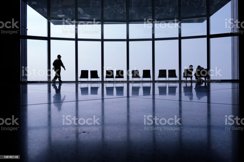 Joining the discussion royalty-free stock photo