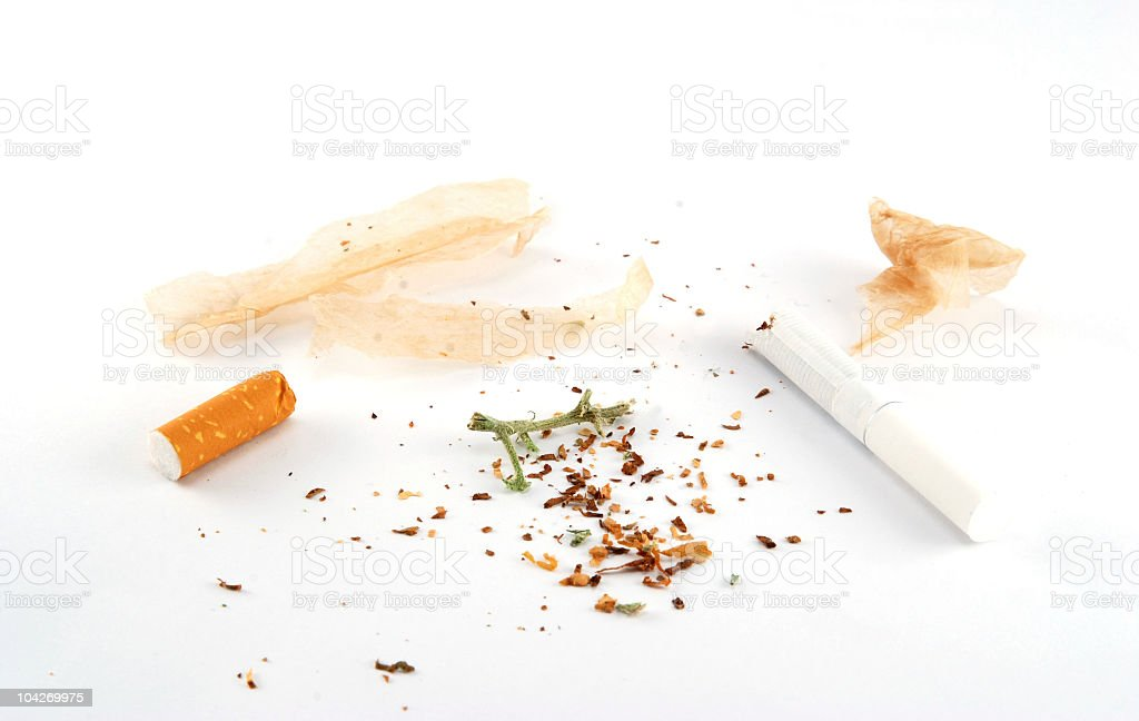 Joint Aftermath stock photo
