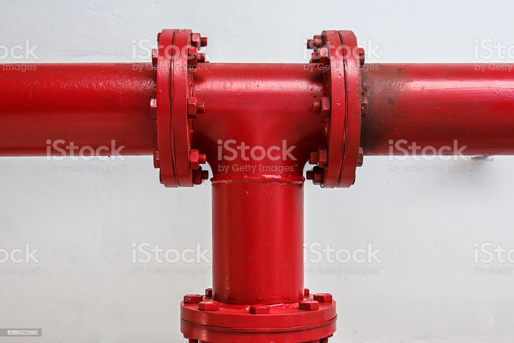 joint per hydrant fire stock photo