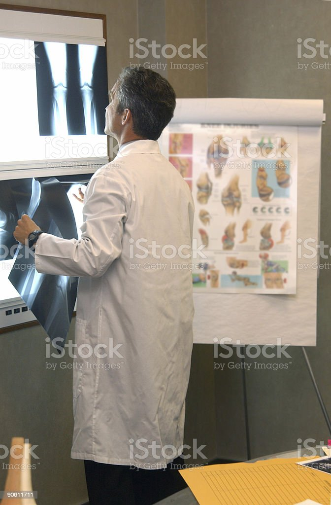 joint specialist stock photo