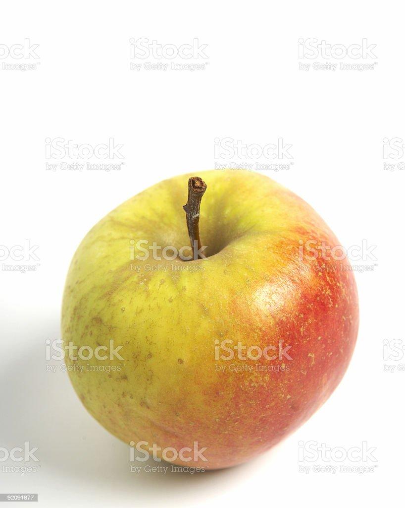 Jona gold Apple stock photo