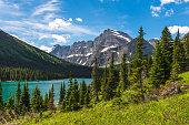 Josephine Lake, Montana