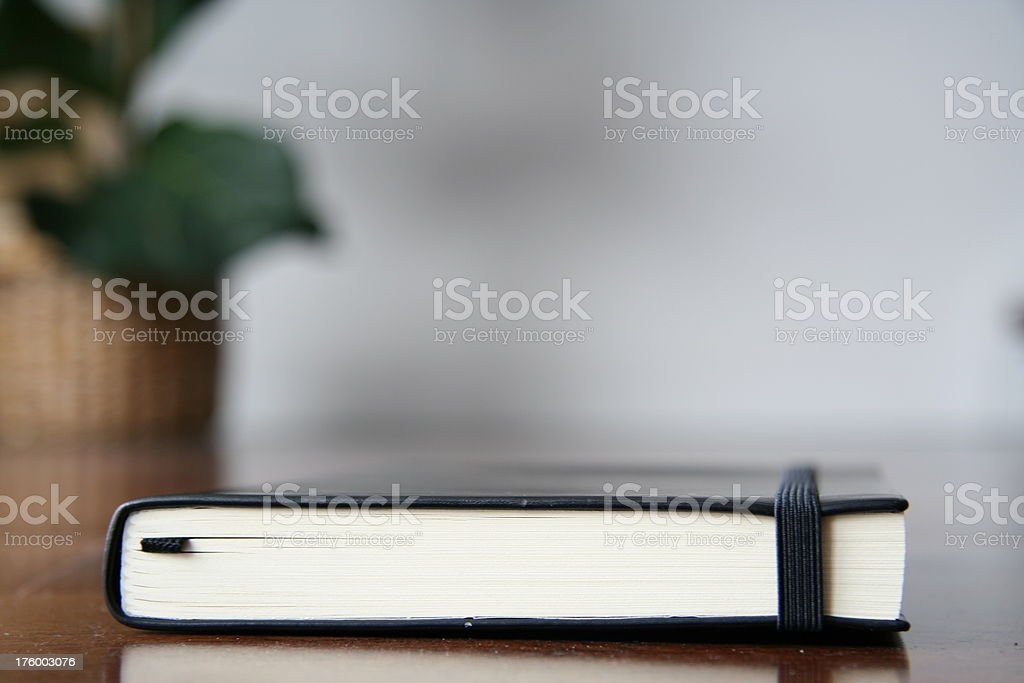 Jotter stock photo
