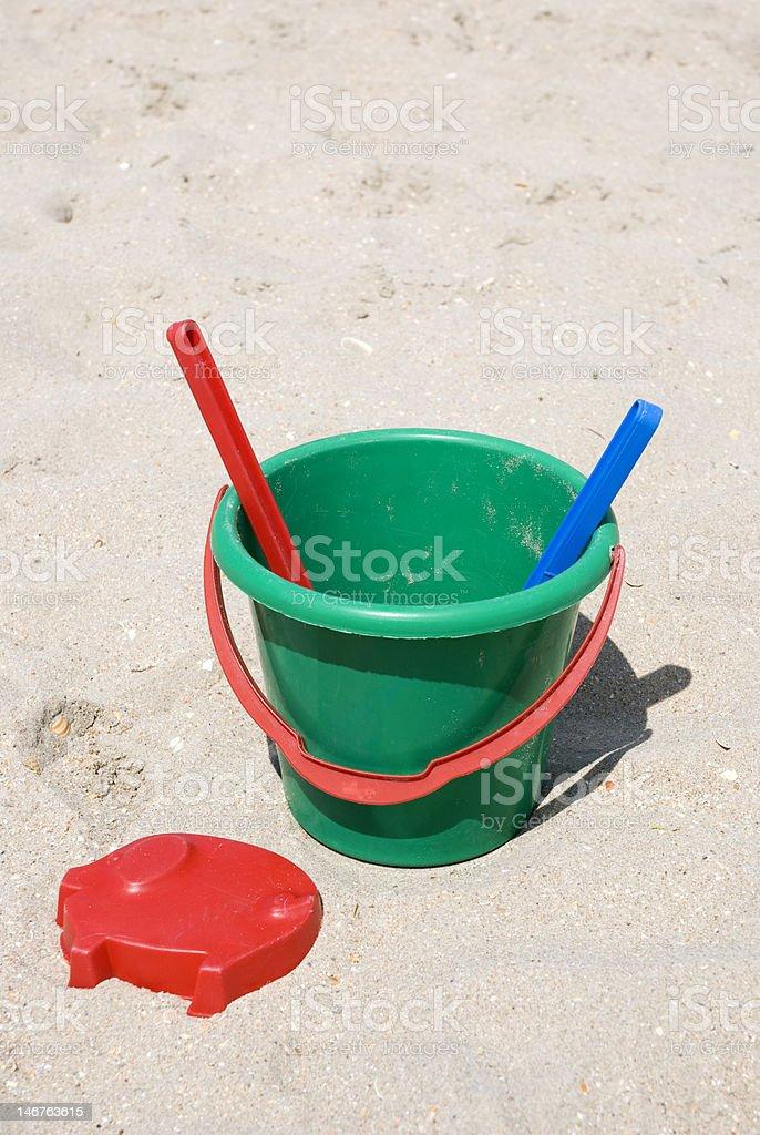 jouets de plage royalty-free stock photo